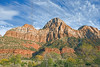 Bridge Mountain,<br /> Zion National Park, Utah