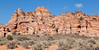Extremely Cross-bedded Sandstone Formations,<br /> Kolob Terrace, Zion National Park, Utah