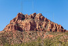 Sandstone Formations,<br /> Kolob Terrace, Zion National Park, Utah