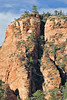 Sandstone Formations,<br /> Zion National Park, Utah