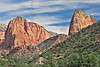 Sandstone Pinnacles,<br /> Kolob Canyons, Utah