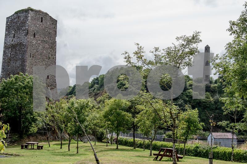Ferrycarrig Castle Wexford