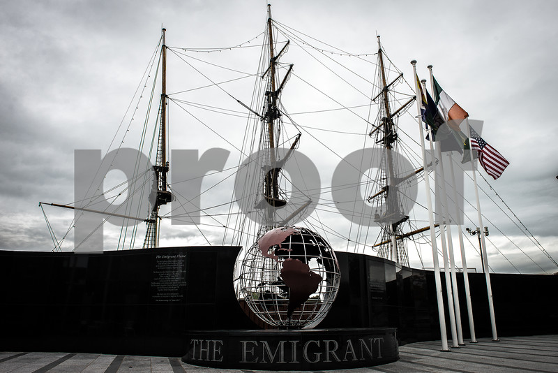 """The Emigrant"" New Ross"