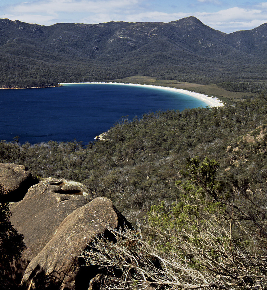 Wineglass Bay, Tasmania