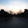 Sun Sets in Shanhaiguan