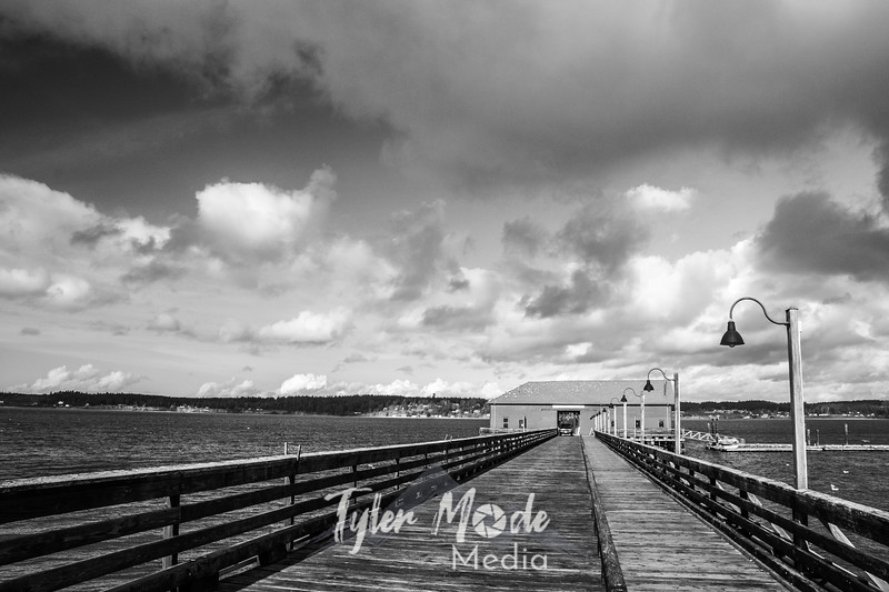 376  G Coupeville Dock Wide BW