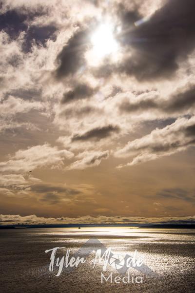 328  G Puget Sound Clouds V