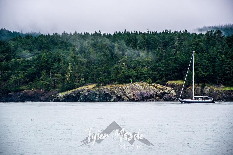 126  G Sailboat