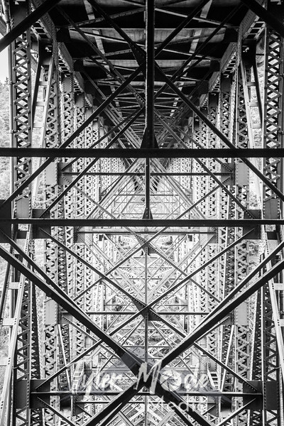 144  G Deception Bridge BW V