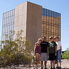 Kathy, Ed, Jim & Paula at New Mexico Museum of Space History, Alamogordo, NM.
