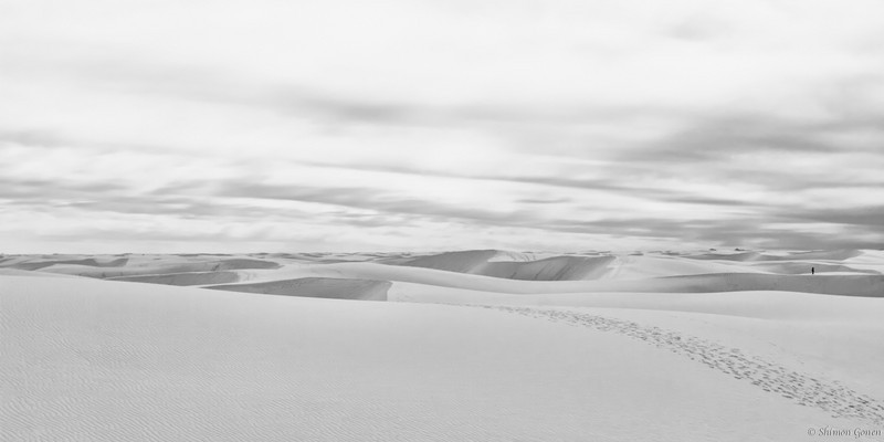 White Sands - New Mexcio