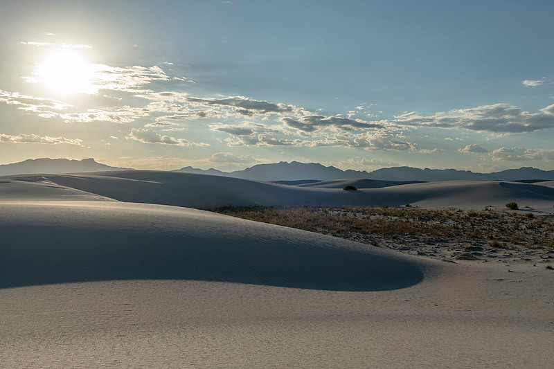 White Sands & San Andres Mountains