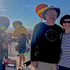 Jim & Paula at the White Sands Balloon Fiesta