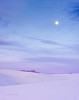 Full moon, dawn