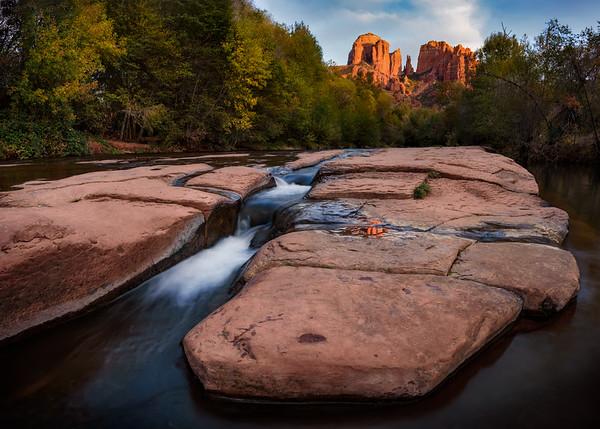 Oak Creek to Cathedral Rock