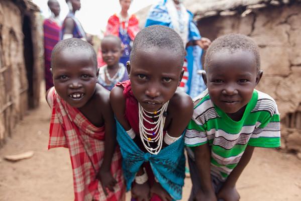 Wild Hope, Tanzania