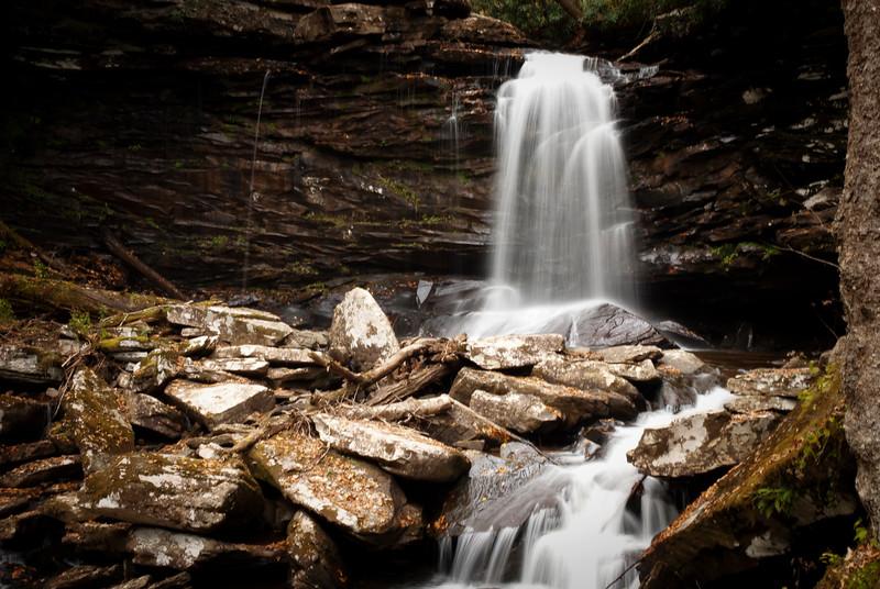 Falls of Hills Creek - Middle Falls