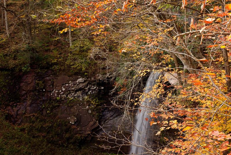 Falls of Hills Creek - Lower Falls