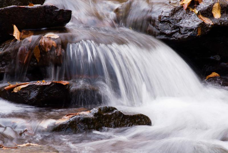 The Falls of Hills Creek in West Virginia