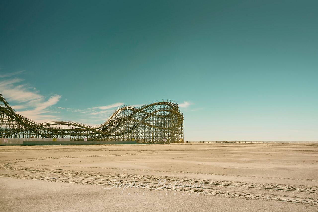 Empty coaster