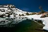 Round Top Peak, Winnemucca Lake, Mokelumne Wilderness