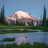 Mt Rainier Sunrise