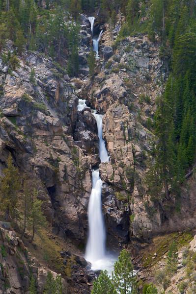 Leavitt Falls, Near Sonora Pass