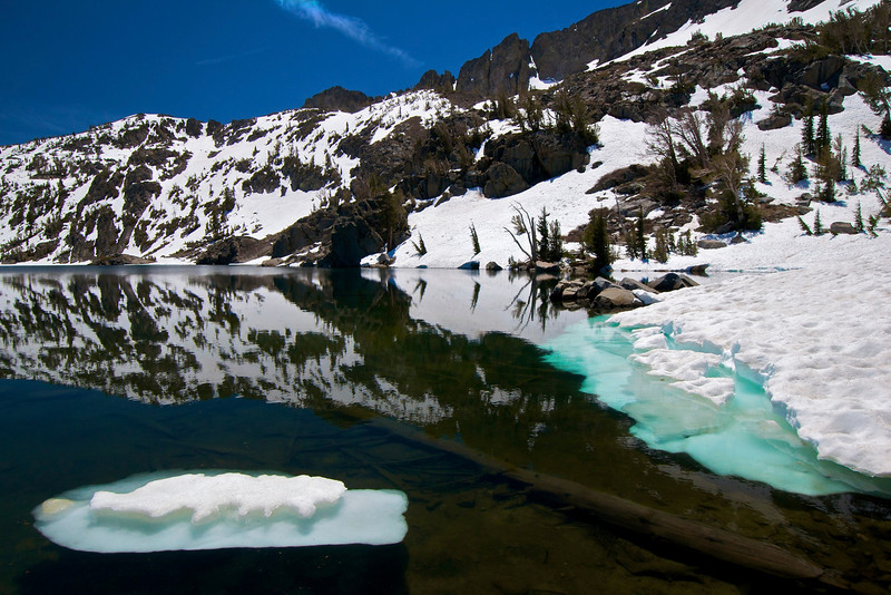 Winnemucca Lake, Mokelumne Wilderness
