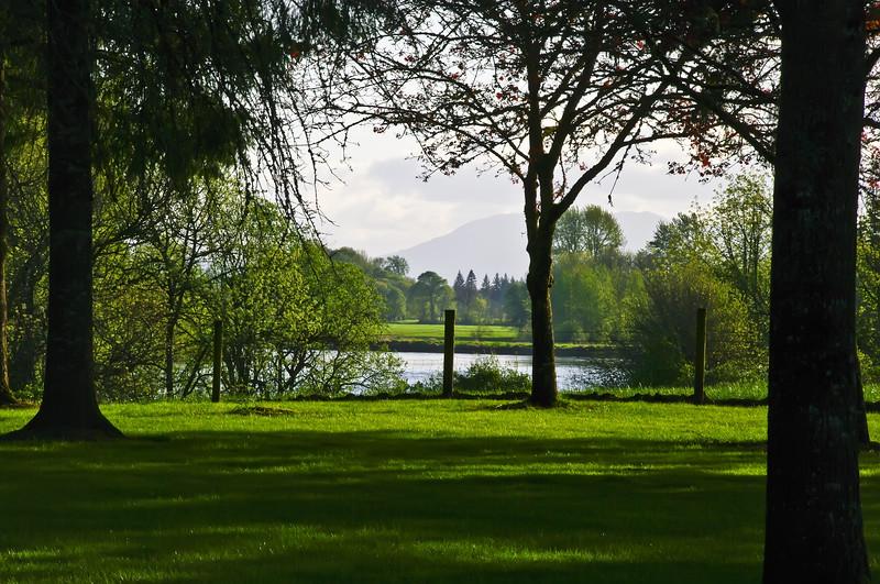 Hyak Park on the Willamette River near Albany, Oregon.