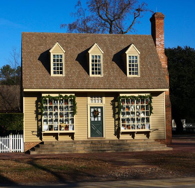 Colonial Williamsburg, Virginia.