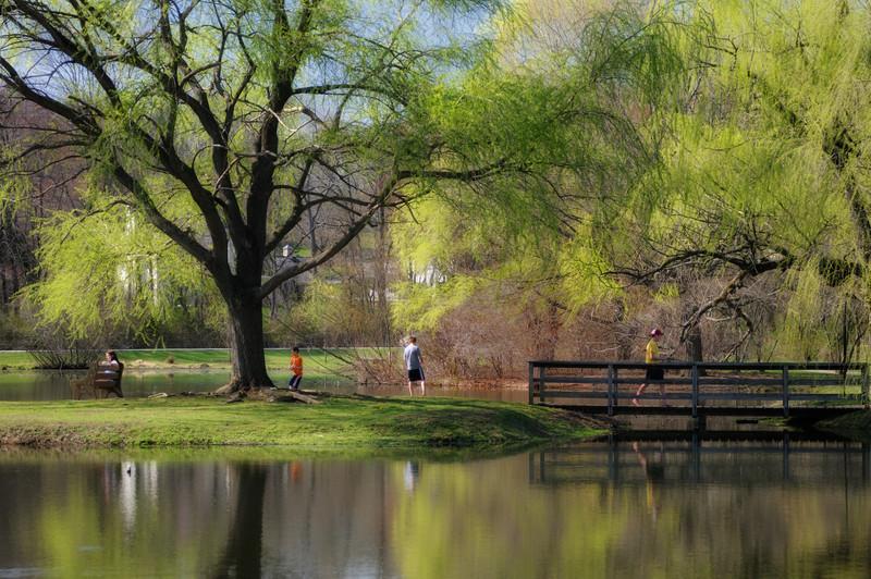 Springtime in Pennsylvania