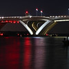 Woodrow Wilson Bridge at night 8X10-9440-Edit