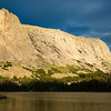 Haystack Peak and Clear Lake, Wind River Range, Wyoming
