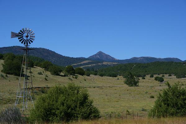 Nogal Peak, NM