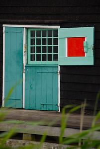 Windmill Door/Holland