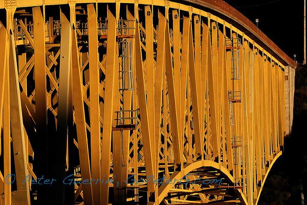 Bridge over Lake Sonoma