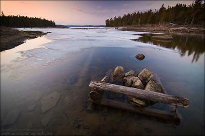 North Channel. Birch Island, Ontario.