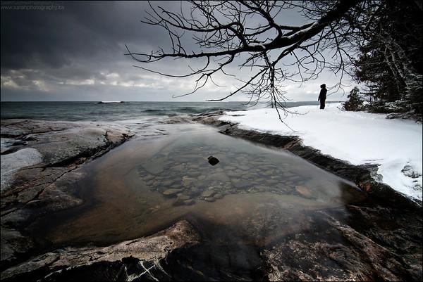Katherine Cove. Lake Superior Provincial Park, On.