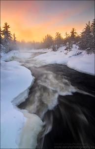 Chutes Provincial Park.  Massey, ON.