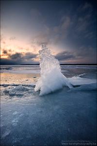 Lake Huron, Manitoulin Island. Ontario.