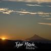 40  G Mt  Hood Sunrise