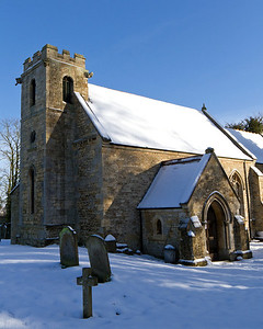 St Alkmund's Church, Blyborough