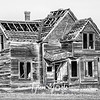 29  G Abandoned Home S BW