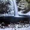 125  G Icy Horsetail Falls Sharp