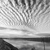6  G Cloud Streets and Columbia River BW V