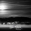 9  G Moon Over Foggy Field BW
