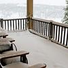Snowy Porch SS84890