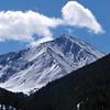 Torreys Peak, Colorado Front Range.