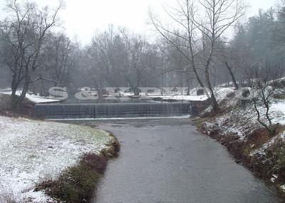 Kapps Mill Dam