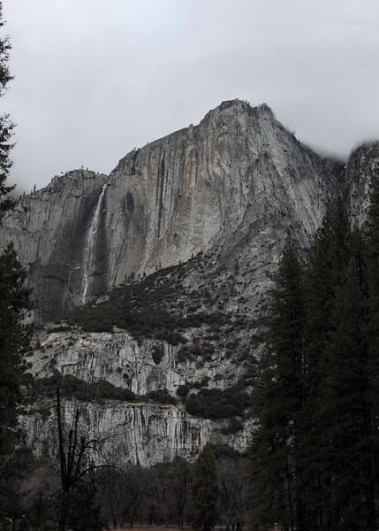 Obligatory Yosemite Falls postcard photo